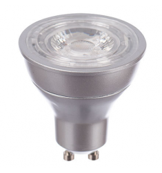 Bec LED General Electric Energy Smart™ spot, 5,5W, GU10, 25.000 ore, lumina calda, dimabil