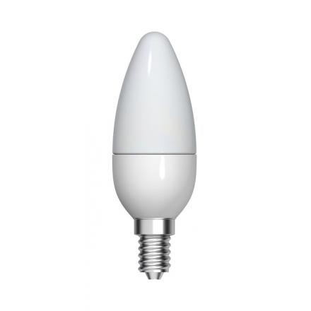 Bec LED General Electric lumânare, 4.5W, E14, 350 lm, 15.000 ore, lumină caldă