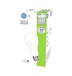 Bec LED General Electric clasic, 16W, E27, 1521 lm, 15.000 ore, lumină caldă