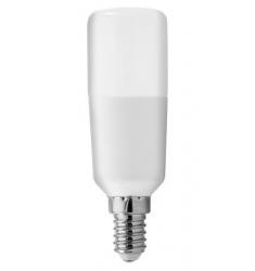 Bec LED General Electric stik, 7W, E14, 550 lm, 15.000 ore, lumină caldă